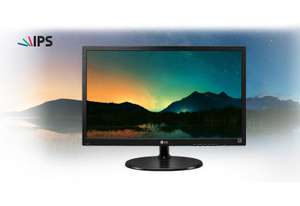 "LG 27MP38VQ 27"" IPS Full HD Monitor £144.99 @ eBuyer"