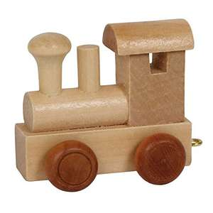 Legler Alphabet Train Locomotive Children's Furniture - £1 (Add on item) @ Amazon
