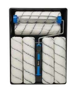 Harris sure grip roller set, 6 sleeves, handle and tray £8.79 Wickes instore