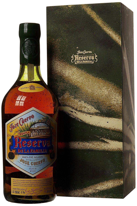 Jose Cuervo Reserva de Famalia Extra Anejo 70cl Bottle - £34.67 @ Amazon
