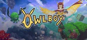 Owlboy Steam Key £3.37 @ Kinguin