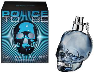 Police To Be Homme Eau de Toilette, 40 ml @ Amazon - £7.49 (prime) £11.48 (non prime)