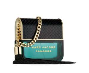 MARC JACOBS Decadence Eau de Parfum Spray 50ml , Free delivery with code FREEDEL20 - £39.95 @ Fragrance Direct