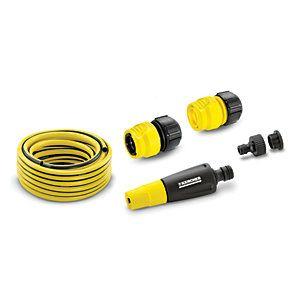 Karcher 30m Hose Pipe Set Yellow/Black £9.99 @ Wickes