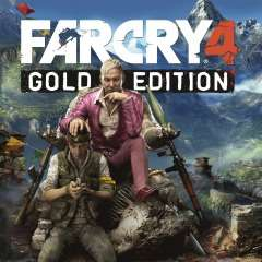 Farcry 4 Gold Edition PS3 £7.99 @ PSN Store