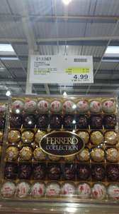 FERRERO ROCHER COLLECTION 48 PIECES £5.98 INSTORE COSTCO