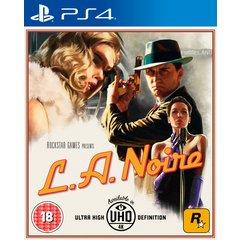 L.A. Noire [PS4/XO] £19.99 // [Switch] £23.99 @ Smyths