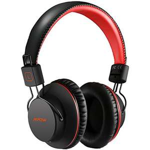 Bluetooth 4.1 Headphones Wireless Mpow Dual 40mm Drivers 20 Hours Playtime - £23.99 - Sold by longtop and Fulfilled by Amazon