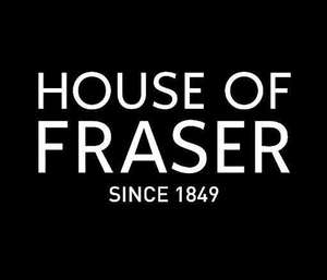 Free £10 House of Fraser voucher on spend of £50 or more at HoF via Vouchercodes