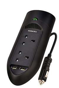 Duracell 175w Power Inverter £22.95 from Amazon