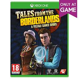 Tales From The Borderlands (Xbox One) £3 Delivered @ GAME