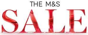 M&s 90% off sale items instore. Final reductions