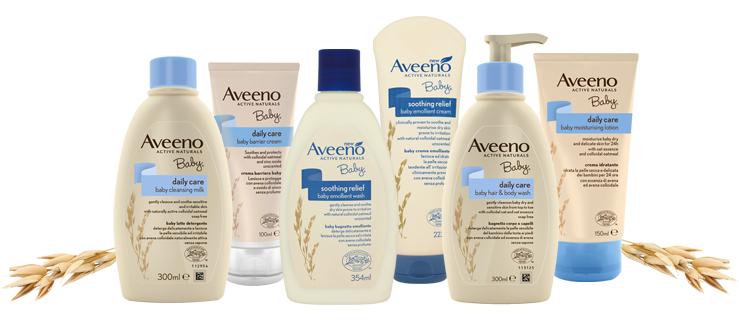 Aveeno Baby Range Half price Asda - £3