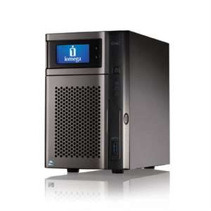 1 only  Iomega 36063 StorCentre px2-300d 6TB 2 Bay Desktop NAS Solution - £224.12 @ Amazon