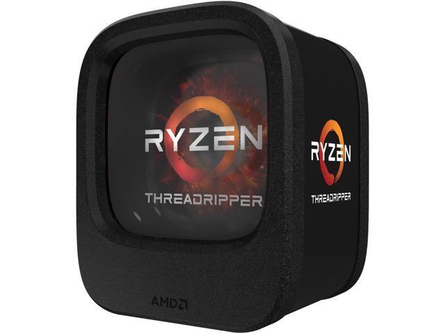 AMD Ryzen Threadripper 1950X 16-Core Processor CPU - Black @ £753.76 @ Amazon