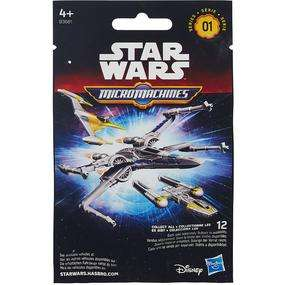 Star Wars: The Force Awakens: Micro Machines: Wave 1 Blind Bags 99p at Forbidden Planet