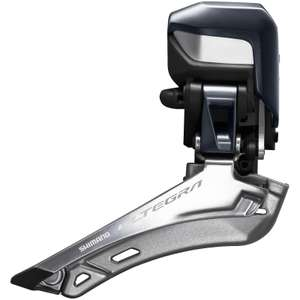 Shimano Ultegra FD-R8050 Di2 E-Tube Front Derauilleur - Braze On £124.82 delivered with code @ ProBikeKit