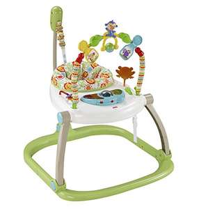 Fisher-Price Rainforest Spacesaver Jumperoo £47.19 Del @ Amazon (Plus Free MAM Bottle for Prime Members)