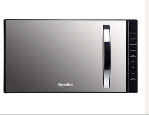 Breville 23l Grill Microwave £59 at Tesco Direct (£54 with code)