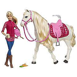 Barbie Dream Horse Tesco Bargain instore (Long Eaton) - £22.50