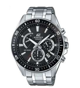 Men's Casio Edifice Stainless Steaal bracelet Watch [EFR-552D-1AVUEF] £68.73 @ Sold by TONEWATCH S.A. and Fulfilled by Amazon