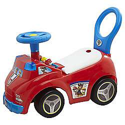 Paw Patrol Rescue Team Activity Ride On  (was £40) Now £20 @ Tesco Direct