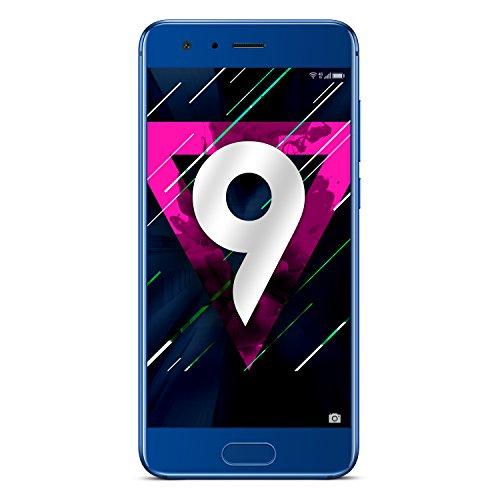 Honor 9 64 GB Dual Camera UK SIM-Free Smartphone - Blue £299.95 @ Amazon