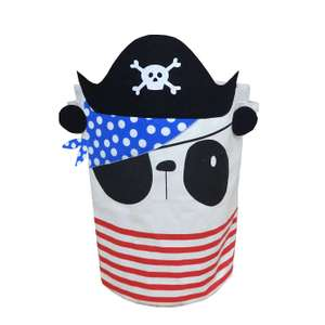 Pirate panda laundry basket £4 was £8, ( see post for more items from £1.25) @ dunelm online