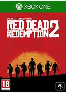Red Dead Redemption 2 | pre-order XBOX One - £44.85 @ BASE