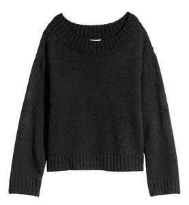Knitted Jumper for £5.24 delivered using H&M Club rewards @ H&M