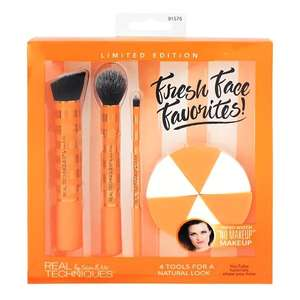 Real Techniques Makeup Brush Set just £7.49 @superdrug lots of different sets available