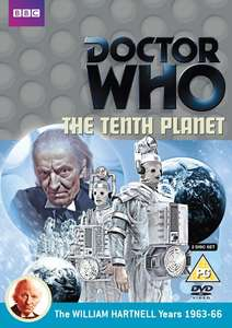 Doctor Who: The Tenth Planet [DVD] £6.99 @ Zoom