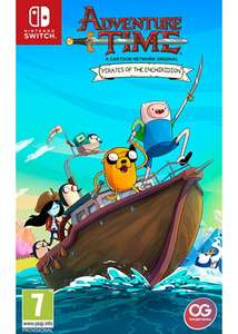 Adventure Time: Pirates of the Enchiridion (Nintendo Switch Pre-order) £27.85 @ Base