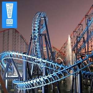 Blackpool Pleasure Beach Wristbands Wow Weekends Are Back