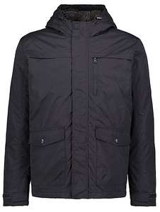 Men's 3 in 1 shower resistant hooded padded jacket with removable gilet,sizes S,L,XL,XXL £20 was £40