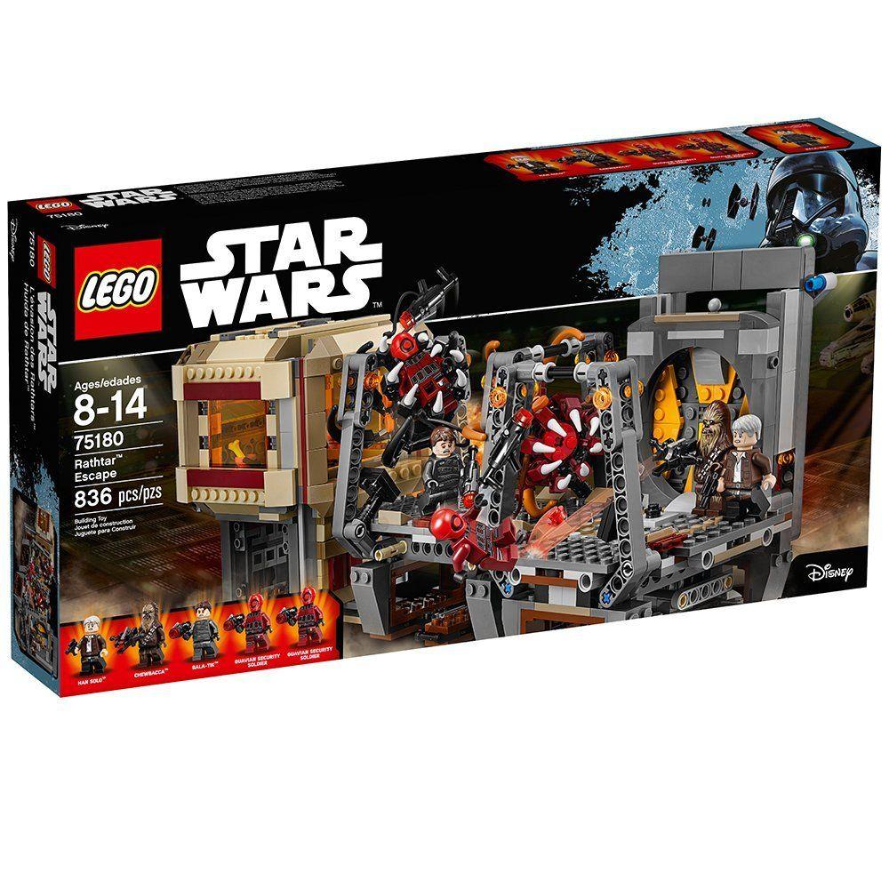 Lego star wars 75180 rathtar escape - £59.99 @ Amazon (Prime Exclusive)