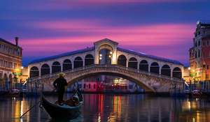Cheap trip to Venice hotel and flights - £69pp @ Wowcher [£138 per couple]