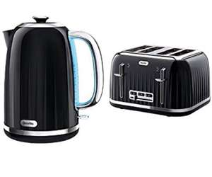 Breville 4 Slice Toaster and Kettle Set £52 at Amazon