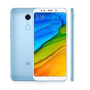 Xiaomi Redmi 5 Plus 4G Phablet 3GB RAM Global Version  -  BLUE  32GB ROM FHD+ Screen 12.0MP Camera £118.62 @ gearbest (with code)