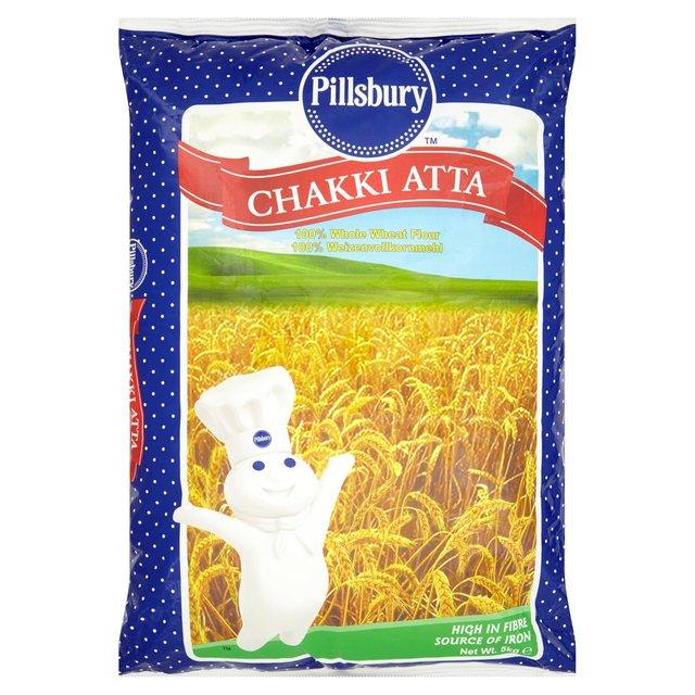 Pillsbury Chakki Atta 5kg @£3 @ Morrisons online