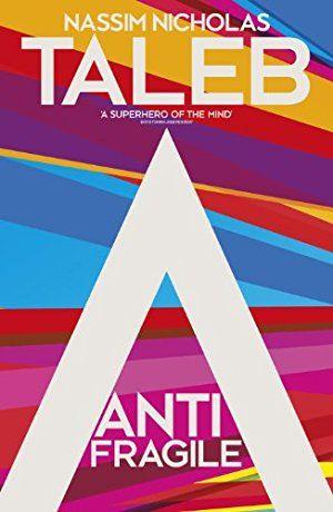 "Nassim Nicholas Taleb- ""Antifragile"" Amazon Kindle ebook £1.99"