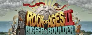 [Steam] Rock of Ages 2: Bigger & Boulder - Free Weekend @ Steam Store