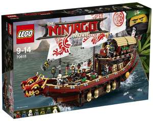 LEGO Ninjago Movie 70618 Destiny's Bounty @ Amazon.co.uk £74.99