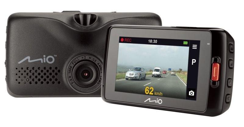Mio MiVue 608 Full HD Dash Cam £46.98 @ Ebuyer