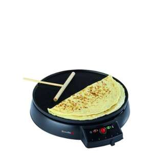 Breville electric pancake/crepe cooker £22 and free delivery to store - Debenhams