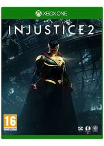 Injustice 2 for Xbox One £19.85 delivered at Base