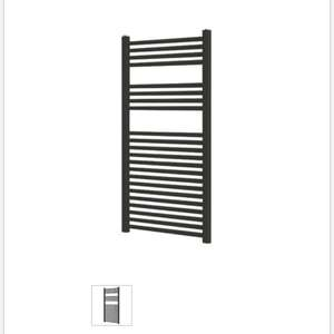 Blyss 1100x500 Towel radiator £39.99 @ Screwfix