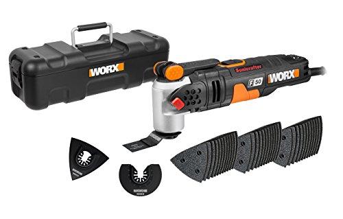 Worx Oscillating tool - Lowest ever price £60.36 on Amazon