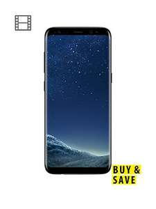 Claim a pair of tickets to the value of £140 when purchased with a  Samsung  s8/plus/note 8 or tab s3 @ very