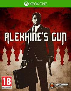 Alekhine's Gun (Xbox One) £4.99 Delivered @ Amazon Prime & GAME (+£1.99 for non prime)